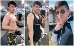 Đan Trường đăng ảnh bán nude khoe thân hình vạm vỡ ở tuổi 42 khiến fan chấn động