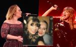 Adele gặp gỡ Taylor Swift tại hậu trường Reputation Tour giữa tin đồn comeback: liệu chỉ là sự trùng hợp?