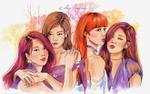 Gần 1 thập kỷ của Kpop: BlackPink tái hiện thành tích Wonder Girls và lập nên lịch sử mới