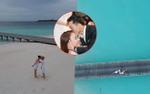 Đăng ảnh ngọt ngào ở Maldives, liệu Cường Đô La - Đàm Thu Trang đi chụp ảnh cưới?