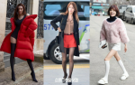 Những sao nữ Hàn Quốc gầy trơ xương từng stress nặng vì không thể tăng cân