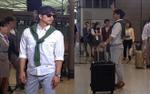 'Yêu tinh' Gong Yoo thu hút mọi ánh nhìn tại sân bay với thân hình săn chắc tuổi 40