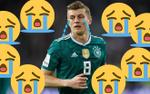 Trai đẹp Toni Kroos bị dân mạng 'đào mộ' status nói xấu Brazil, đồng loạt chế giễu sau khi Đức thua