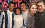 Dàn sao TVB đến chúc mừng sinh nhật 'bà trùm' Lạc Di Linh