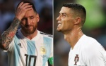 CĐV hả hê khi Ronaldo và Messi sớm phải 'khăn gói' chia tay World Cup