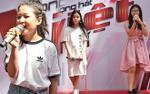 Quán quân Ngọc Ánh cùng dàn thí sinh cũ 'đổ bộ' vòng casting đợt 2 The Voice Kid 2018