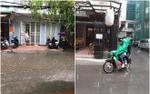 Ơn giời cuối cùng Hà Nội cũng đã có mưa sau bao ngày nắng nóng kinh hoàng