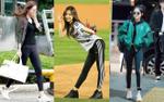 Naeun (Apink) khiến fan xôn xao bàn tán vì lại mặc quần leggings