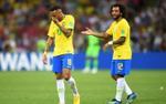 Trọng tài từ chối penalty, 'thần may mắn' ngó lơ, Brazil bị Bỉ tiễn về nước