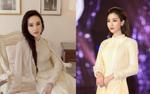 'Đụng' lại đồ cũ của Angela Phương Trinh, Đỗ Mỹ Linh vẫn xuất sắc dẫn đầu top sao đẹp