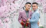 Bộ ảnh cưới 'mật ngọt' khiến chị em tiếc hùi hụi vì trai đẹp lại yêu nhau