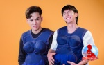Biểu cảm khó đỡ của Ali Hoàng Dương - Key (Monstar) khi lần đầu tiên 'mang bầu'