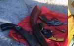 20 côn đồ đi ô tô hỗn chiến kinh hoàng, trông thấy Công an lập tức vứt lại 4 khẩu súng tháo chạy
