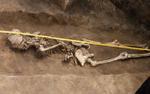 Phát hiện bộ xương 'phù thủy' bị chôn vùi từ 1600 năm trước