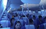Máy bay mất độ cao đột ngột nghi do phi công hút thuốc
