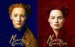 Hai bà hoàng đình đám đối đầu nhau trong trailer 'Mary - Nữ hoàng Scotland'