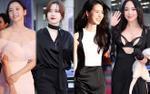 Thảm đỏ LHP Bucheon: Đọ sắc cùng loạt mỹ nhân vô danh khoe ngực, Goo Hye Sun - Lim Ji Yeon vẫn tỏa sáng