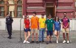 Nga cấm biểu tình đồng tính ư? 6 người này đã nghĩ ra cách 'bung lụa' khác vô cùng sáng tạo