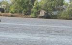 Bơi qua sông sang nhà cha mẹ vợ sau cuộc nhậu, nam thanh niên đuối nước thương tâm