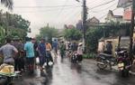 Đi cấy gặp mưa lớn, hai người dân bị sét đánh tử vong thương tâm