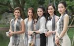 5 mỹ nhân thế hệ mới của Việt Nam gây 'náo loạn' bờ Hồ Hoàn Kiếm