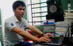 Thủ khoa không tắt máy tính ở Quảng Ngãi