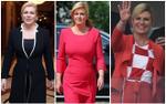 """Nữ tổng thống Croatia gia nhập """"hội nữ chính trị gia quyến rũ thế giới"""" với gu ăn mặc sành điệu"""