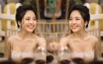 Hot girl Trâm Anh 'khoe' vẻ nóng bỏng với áo hai dây đầy gợi cảm