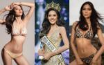 Bỏng mắt với body xuất sắc và chiều cao khủng của Tân Hoa hậu Hòa bình Thái Lan 2018