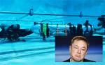 Tàu ngầm mini được đưa đến giải cứu đội bóng Thái Lan của Elon Musk bị chỉ trích chỉ là chiêu PR