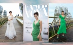 Tóc dựng cao, váy xẻ táo bạo, H'Hen Niê lạnh lùng 'chặt đẹp' dàn mỹ nhân Việt tại sự kiện