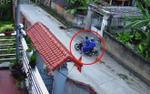 Clip gây phẫn nộ: 2 thanh niên quăng thòng lọng trộm chó ngay trước của nhà trong nháy mắt