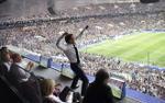 Tổng thống Macron 'gây sốt' với màn ăn mừng Pháp vô địch World Cup