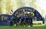 Báo chí thế giới nói về chiến thắng của ĐT Pháp: 'Trận cầu diễn ra giống trong phim kinh dị'
