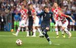 Trọng tài và VAR khiến Croatia bị quả phạt đền oan trước Pháp?
