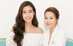 Hé lộ bí quyết sở hữu nụ cười 'vạn người mê' của Hoa hậu Đỗ Mỹ Linh