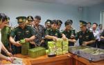 3 đối tượng người Lào mang 52 bánh heroin sang Việt Nam tiêu thụ
