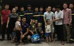 Cứu sống 10 người mắc kẹt trong thang máy tại thư viện tỉnh Thanh Hóa