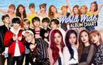 BTS - BlackPink - TWICE: Quyết liệt lấp kín 4 vị trí đầu 'Billboard Worldwide Album Chart'