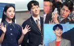 Showcase 'Inrang': Han Hyo Joo và Kang Dong Woon rạng rỡ sau tin đồn hẹn hò