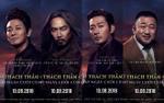 'Thử thách thần chết 2' ra mắt 6 poster nhân vật, thông báo lịch họp báo ở các nước châu Á