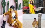 Kỳ Duyên, Hương Giang đụng độ sắc vàng rực rỡ với công nương Kate, Meghan Markle