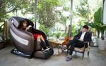 Hé lộ địa chỉ quen thuộc sao Việt thường mua sắm ghế massage chăm sóc sức khỏe