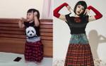 Dân mạng phát cuồng fan nhí của Chi Pu mặc 'quần tụt váy' nhảy 'Đóa hoa hồng' cực đáng yêu