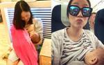 Những mỹ nhân Việt từng gây xúc động khi khoe ảnh cho con bú
