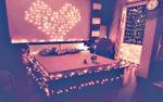 Vợ trẻ nhờ tư vấn trang trí giường nhấp nháy cho sinh nhật chồng, dân tình chỉ nhao nhao hóng kết quả sau đó