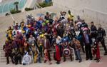 Comic-Con 2018: 'Sàn diễn' cho các tín đồ Marvel cosplay