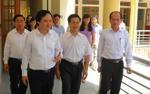 Bộ trưởng Phùng Xuân Nhạ yêu cầu rà soát toàn bộ kết quả thi THPT quốc gia trên toàn quốc