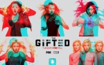 Trailer mùa 2 của series dị nhân 'The Gifted' giới thiệu nhóm người đột biến mới