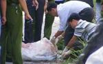 Hoảng hồn phát hiện thi thể người trong bao tải ở lộ cao su nghi bị sát hại